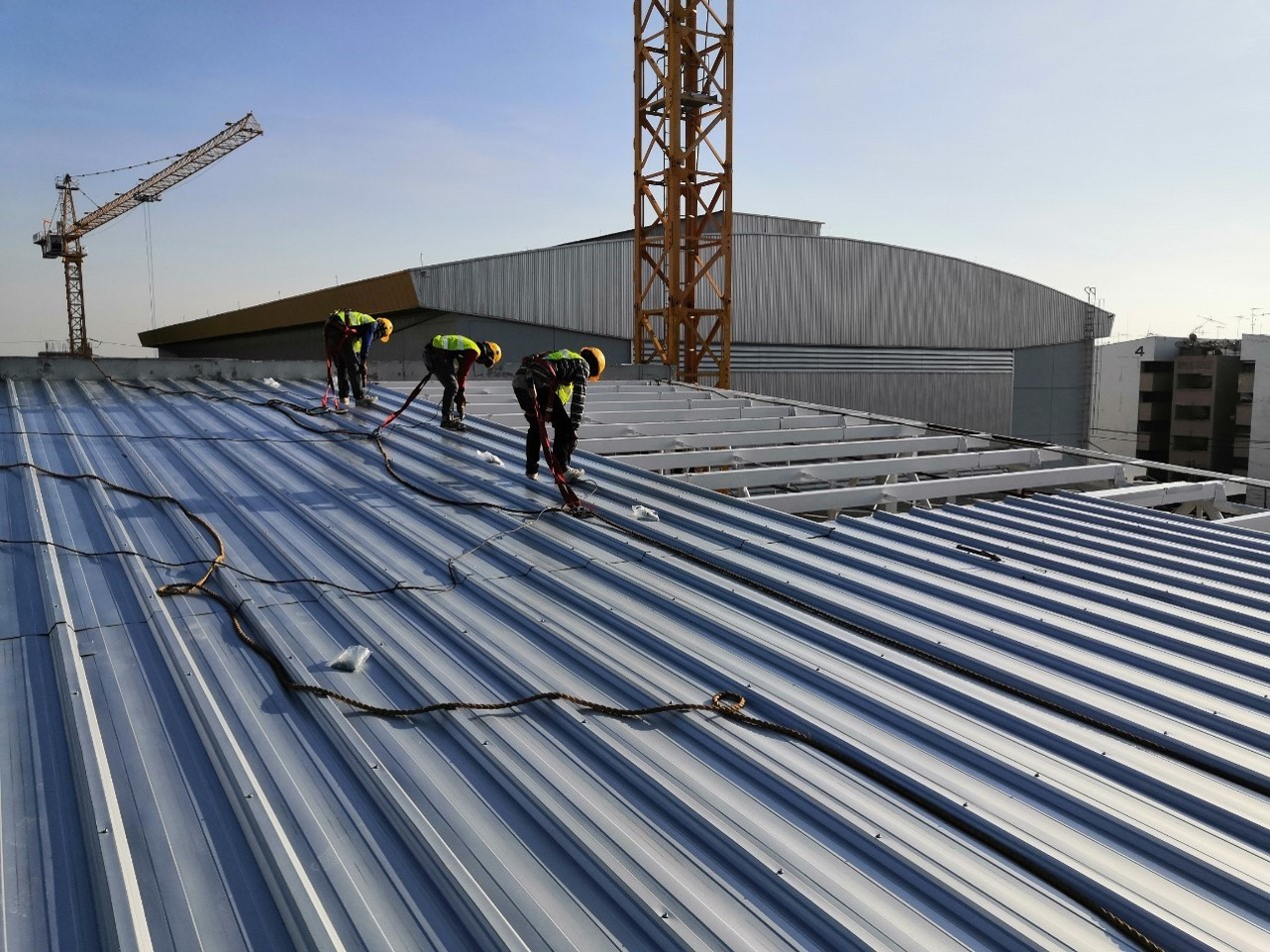 Panels and Roof Construction Installtions