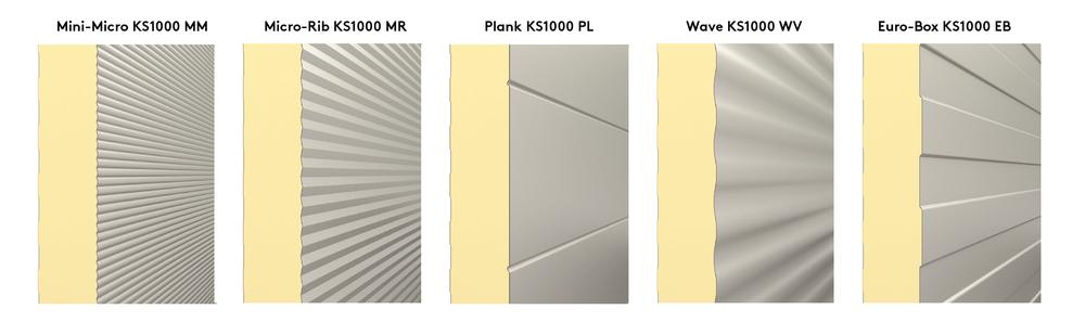 AUS Profile Dimensions
